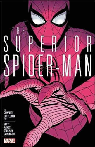 Apologise, but, superior spider man