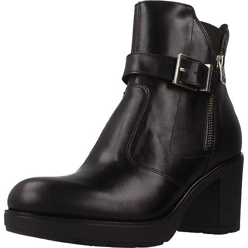 22fa6ca174c Botas para Mujer, Color Negro, Marca NERO GIARDINI, Modelo Botas para Mujer  NERO GIARDINI A807062D Negro: Amazon.es: Zapatos y complementos