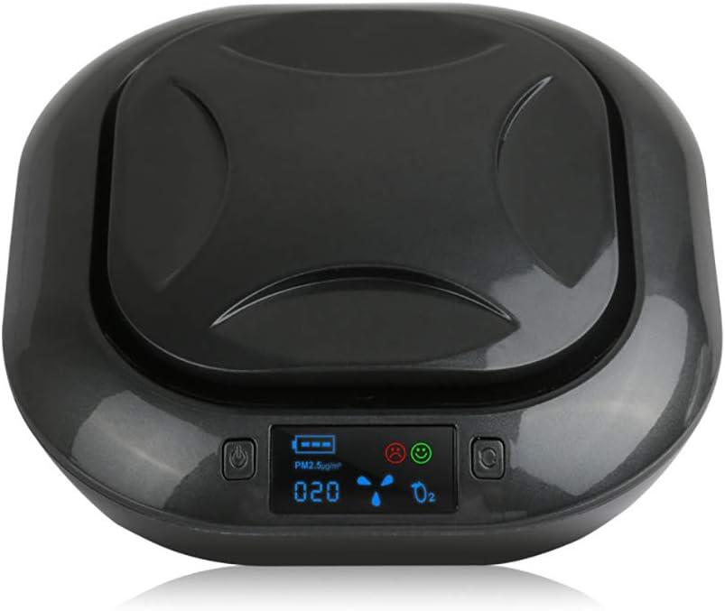 MMLZY Purificador de Aire purificador para automóviles, ambientadores de Aire automotriz, Productos de Aire Acondicionado de Repuesto, purificación de Iones Negativos, Sanitizante de Aire: Amazon.es: Hogar