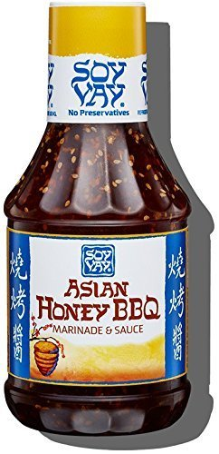SOY VAY, SCE, MRNDE, ASIAN HONEY BBQ - Pack of 6 (With Honey Soy And)