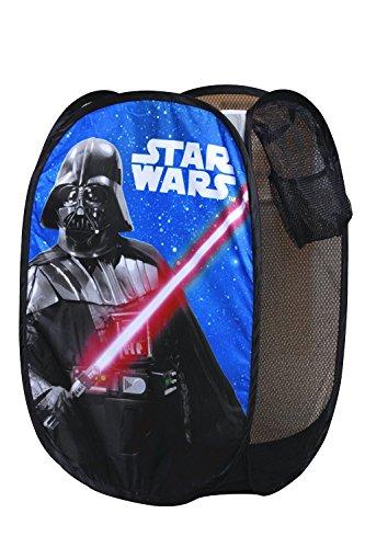 Star Wars Darth Vader Pop up Hamper Laundry (Character Pop Up)