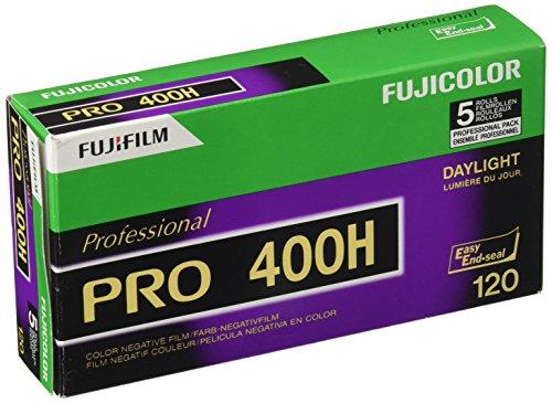 Fujifilm Fujicolor Pro 400H Color Negative Film ISO 400, 120