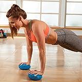 JFIT Balance Pod & Foot Fitness Set - Includes 4 Pods