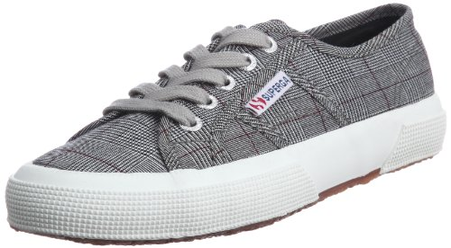 White 45 Grey Basses Sneakers EU 995 Multicolore 2750 Gallesu White Superga Multicolore Grey 995 mixte adulte qBzvxF4