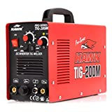 Hawk Tools 230V 200A 60Hz Pro Garage Inverter Tig Weld Welder Welding Machin
