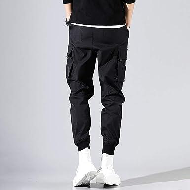 Pantalones Acampanados Blancos Pantalones De Hombre Pantalon ...