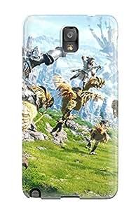 KvgSf722wyfSG Case Cover Final Fantasy Xiv A Realm Reborn Galaxy Note 3 Protective Case by icecream design