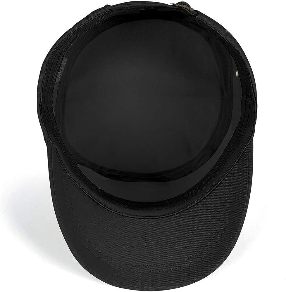 Roku Logo Mens Woens Hats Snapback Military Cap Dad Hat Adjustable Fits Caps