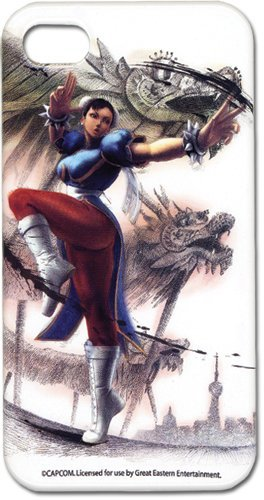 Amazon Com Super Street Fighter Iv Chun Li Iphone 4 Case