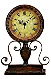 Deco 79 72763 Metal Clock