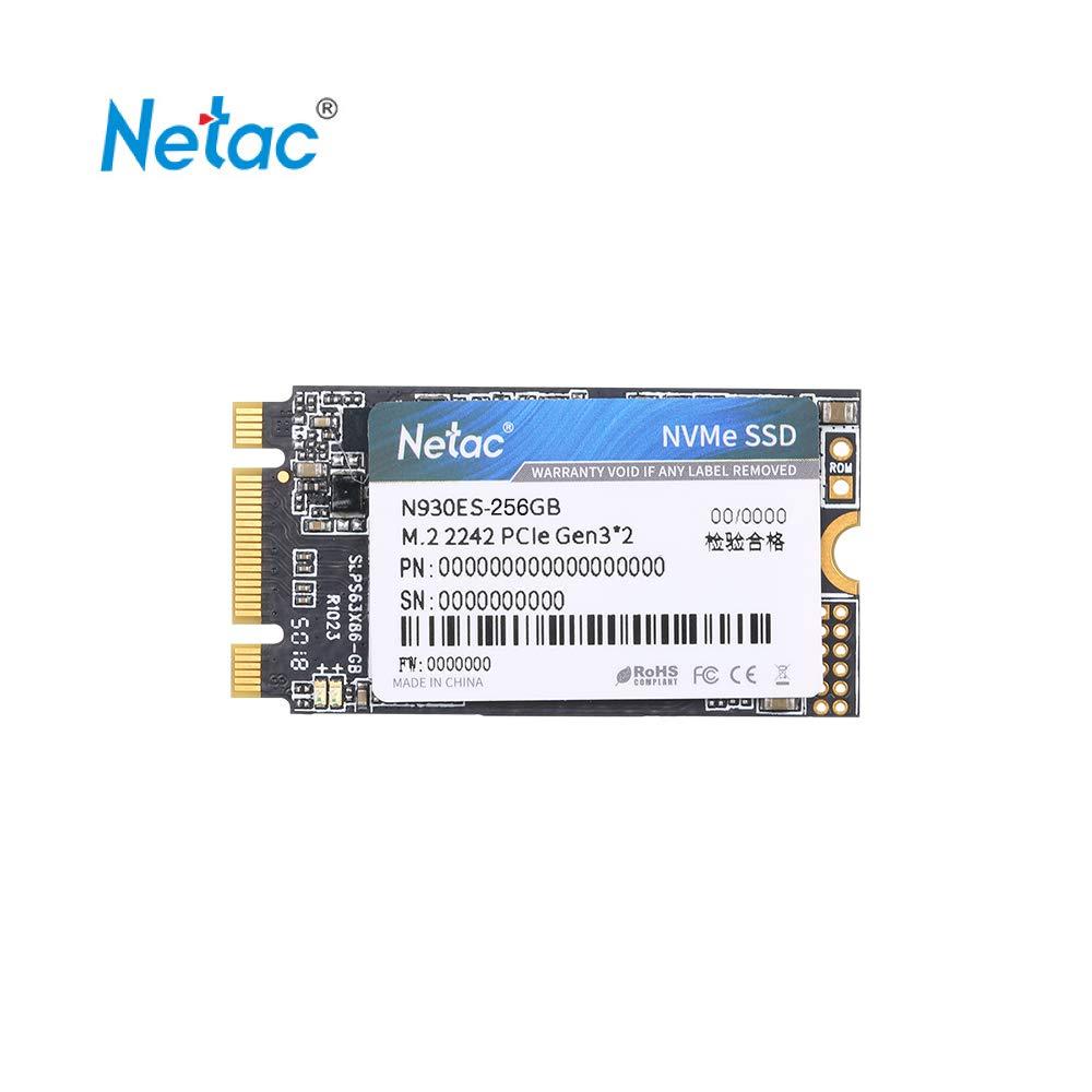Grborn Netac N930ES NVMe M.2 2242 SSD Gen3 * 2 PCIe 3D MLC/TLC ...