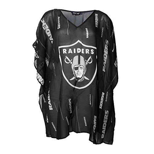 Nfl Womens Apparel - NFL Oakland Raiders Caftan