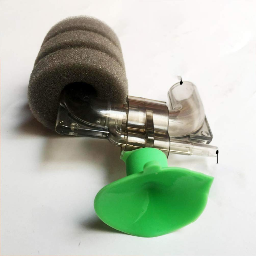POPETPOP Filtro de Esponja de Acuario Filtro de Espuma Sumergible Mini Filtro Neum/ático Tanque de Peces Accesorios de La Bomba de Aire