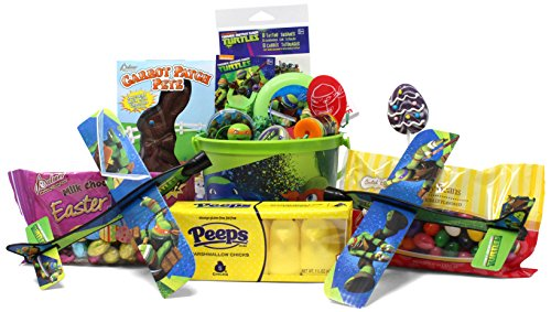Teenage Mutant Ninja Turtles Easter Basket TMNT | Great for
