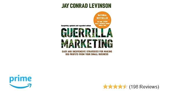 guerrilla marketing 4th edition levinson jay conrad