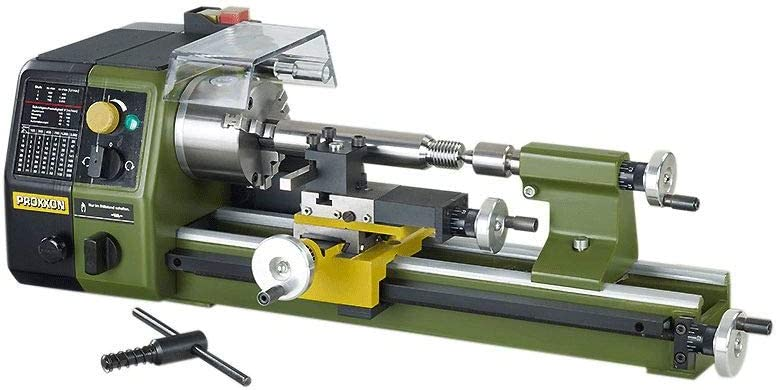 Proxxon 2224002 - Torno De Precision Pd 250/E