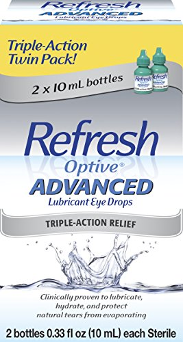 Refresh Optive Advanced, 0.66 Fluid Ounce