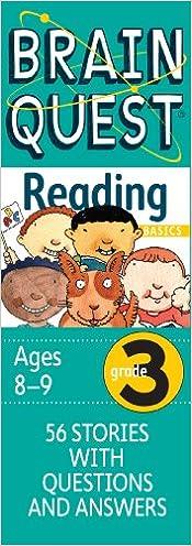 Brain Quest Grade 3 Reading