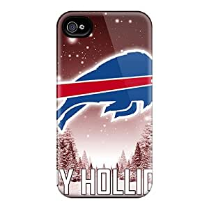 FYSWF6659mswlv Snap On Case Cover Skin For Iphone 4/4s(buffalo Bills)