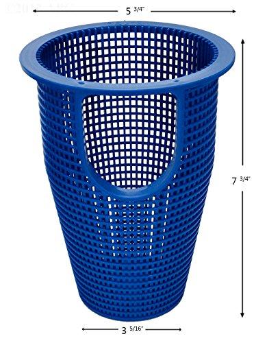 Poolman Purex P-01325 and Whisper Flow 070387 Pump Basket