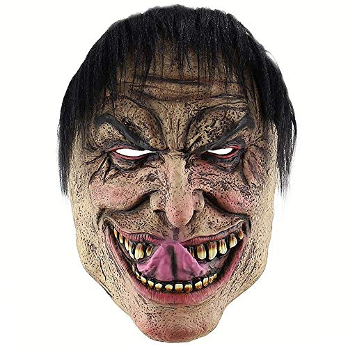 Disgusting Men Scary Clown Mask Masque Payday Party