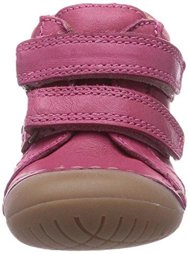 bellybutton Lauflernschuh - zapatillas de running de cuero Bebé-Niños rosa - Pink (Fucsia)