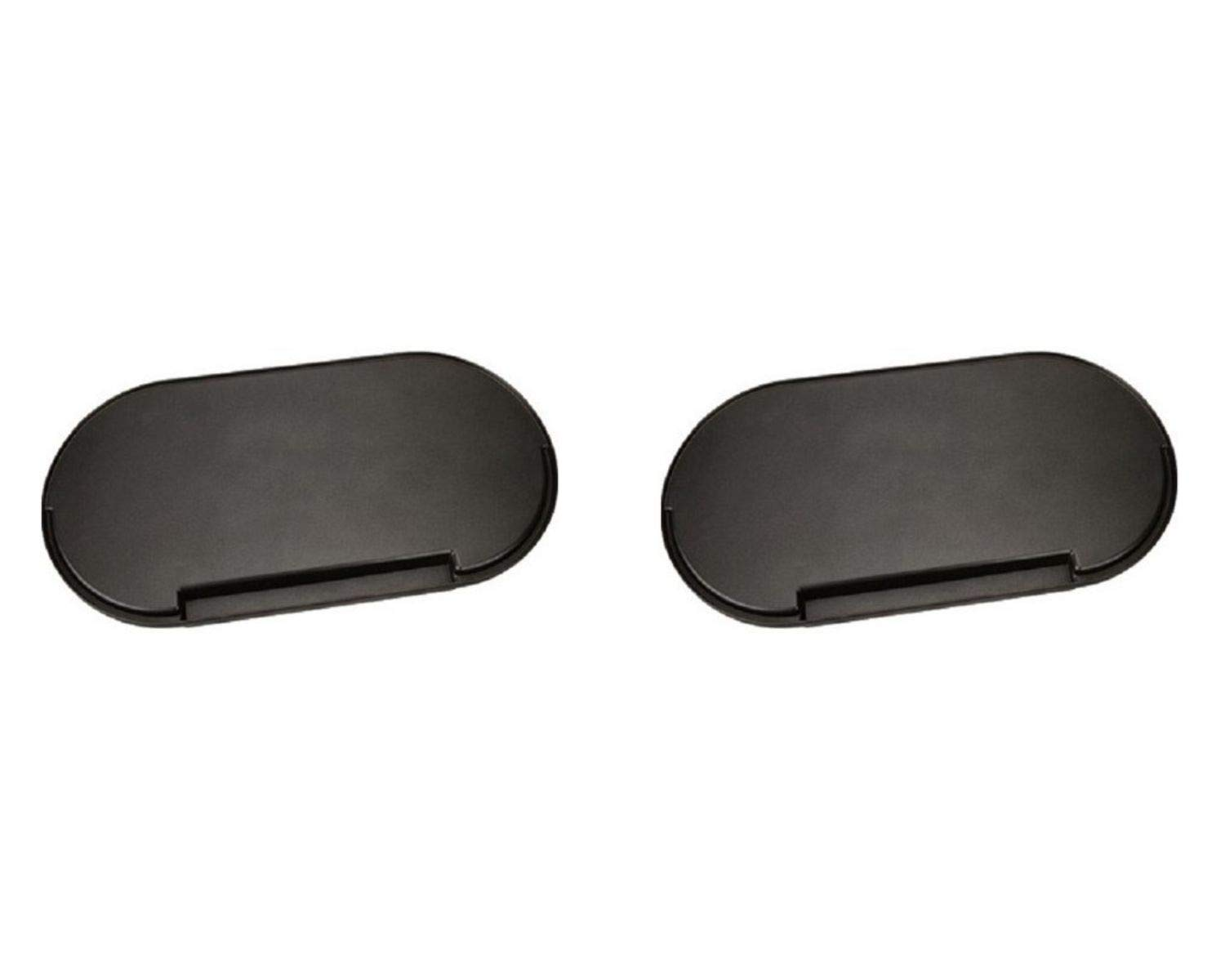 Coleman Roadtrip Swaptop Aluminum Grill Griddle, Full Size (2 Set, Griddle) by Coleman
