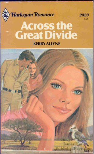 book cover of Across the Great Divide