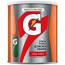 Gatorade Fruit Punch Thirst Quencher Powder Mix 51 Oz makes 6 gallons