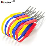(3PCS) Mini Loop Scissors for Children and Teens, 7