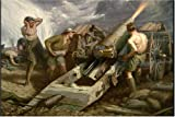 Canvas of War: The Art of World War II