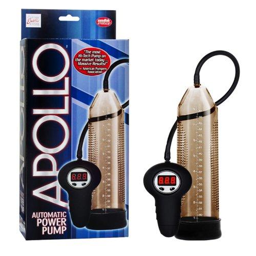 Apollo Automatic Power Pump (Smoke) by Forbidden Luxury (Image #1)