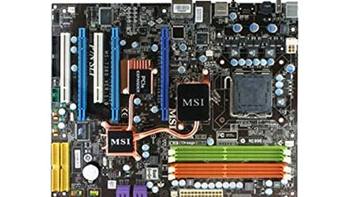 MSI P7N SLI NVIDIA nForce 750i SLI Socket 775 ATX Motherboard w/Audio, LAN & RAID (Sli Socket 775 Motherboard)