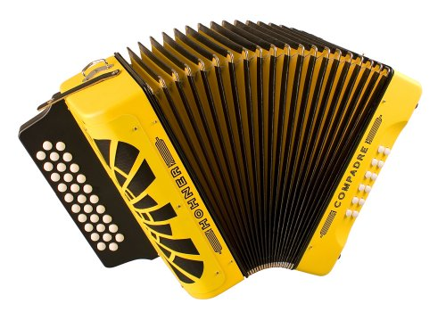 hohner compadre fbbeb yellow accordion buy online free. Black Bedroom Furniture Sets. Home Design Ideas