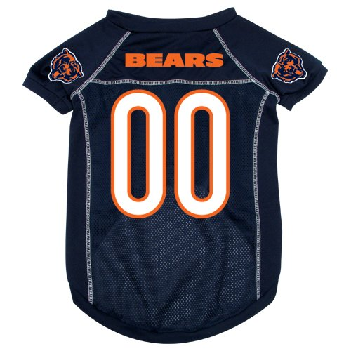 Hunter MFG Chicago Bears Dog Jersey, Large