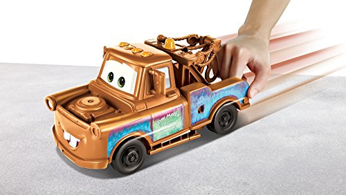 Disney Pixar Cars 3 Transforming Mater Playset