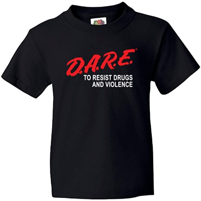 69759914c Amazon.com: D.A.R.E. Officially Licensed Dare Classic Graduation ...