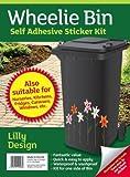 Wheelie Bin Stickers - Lilly