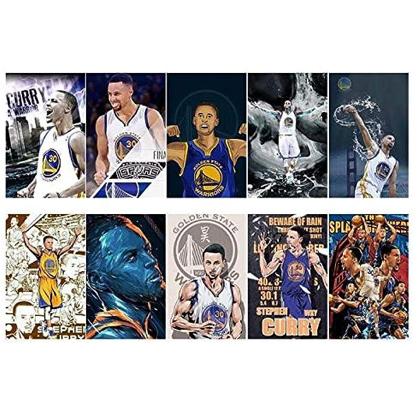 Steph Curry Vinyl Sticker Art Golden State Warriors Champion Great Quality NBA