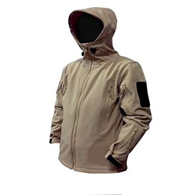 Hunting Motion Military Fleece Warm Men Tactical Jacket Thermal Breathable Hooded Men Jacket Coat Outerwear Sports Clothing