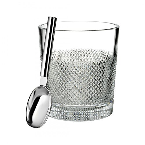 - Waterford Diamond Line Ice Bucket