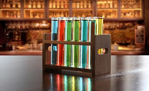 Test Tubes With Rack