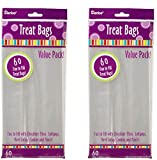 2 Packs of Darice 28-003V 4-Inch-by- 9-Inch Clear - Best Reviews Guide