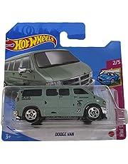 Hot Wheels Dodge Van HW Drift 2/5 2021 (50/250) Short card