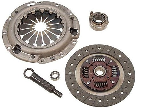 (Clutch Kit Works With Set Mazda Miata Base Ls Mazdaspeed Shinsen SE 10th Anniversary M Edition STO Convertible 2-Door 1994-2005 1.8L l4 GAS DOHC Naturally Aspirated (1.8L ALL))