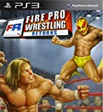 Fire Pro Wrestling Returns  - PS3 [Digital Code]