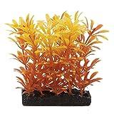 Fish 'R' Fun Aquarium Plant Orange 4''