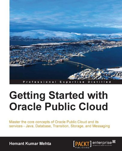 Download Getting Started with Oracle Public Cloud Pdf
