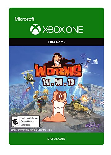 Worms W.M.D. - Xbox One [Digital...