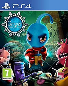 Ginger Beyond the Crystal PlayStation 4 by Badland Games